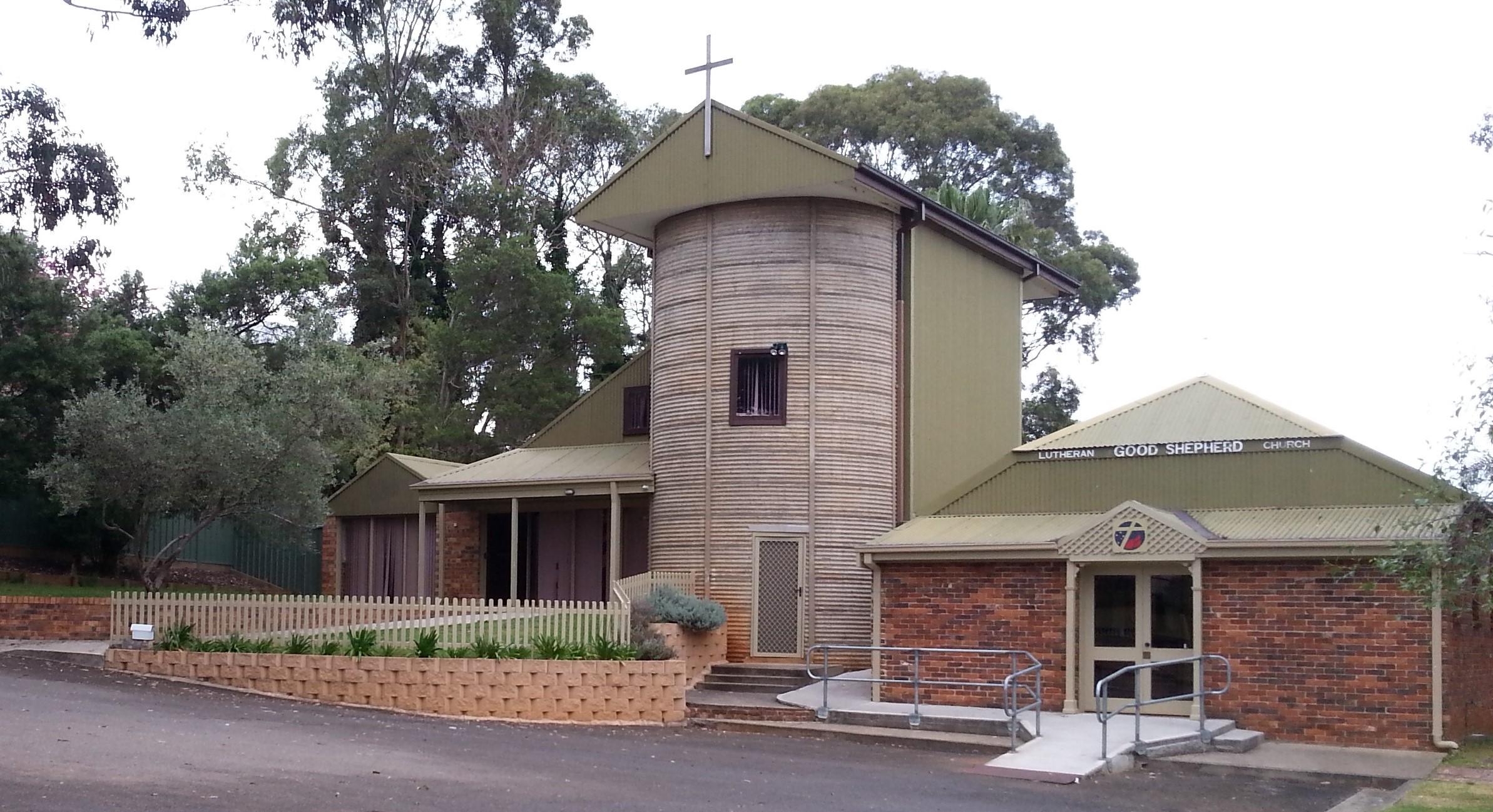 Silo Church