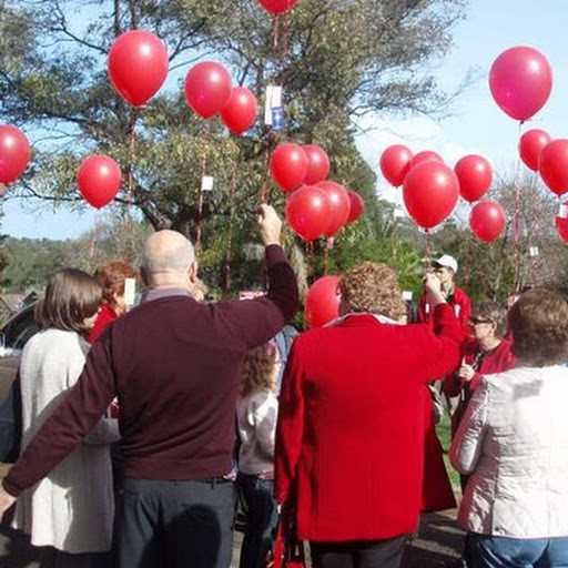 Our Pentecost Red Balloons