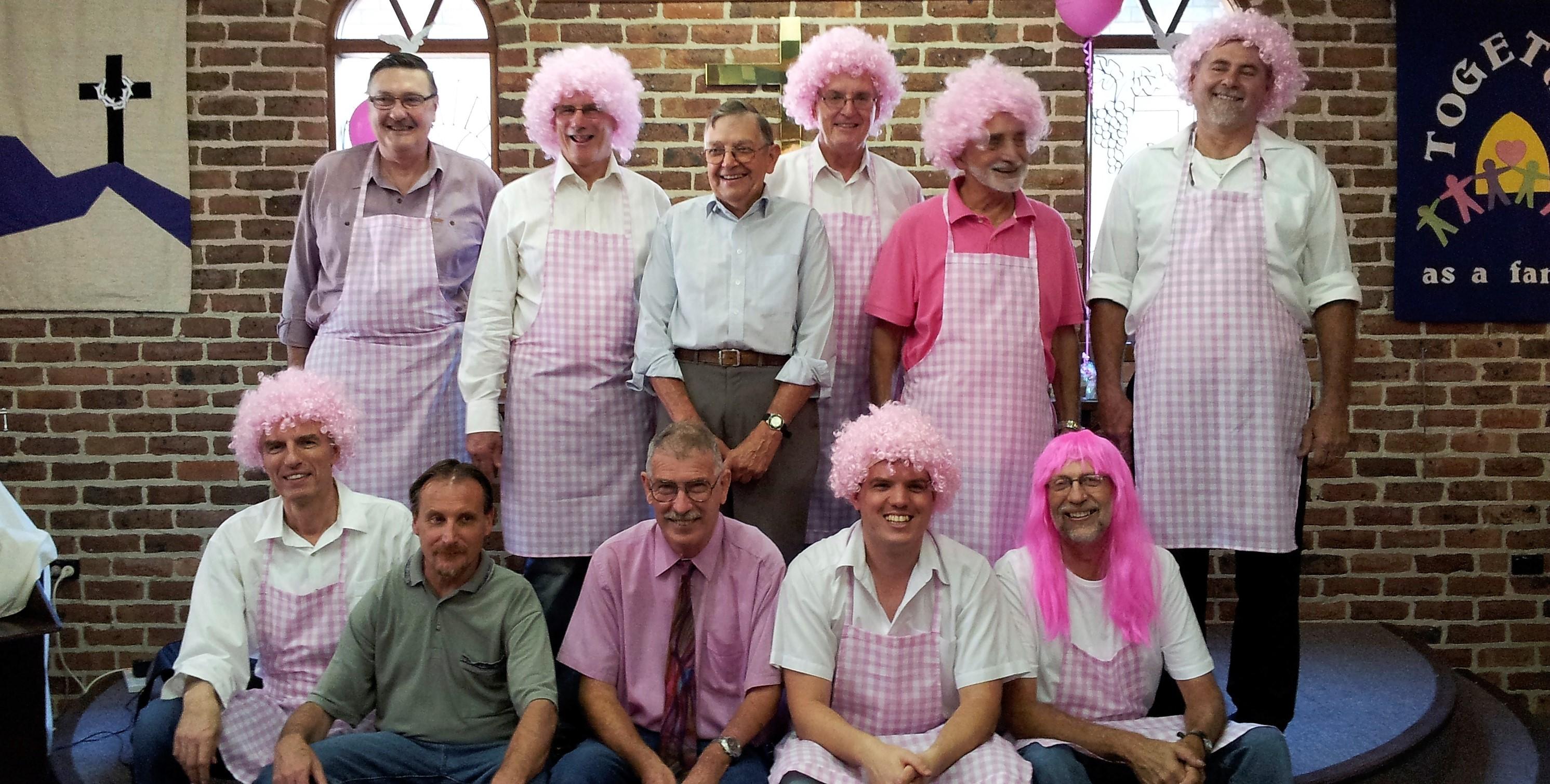 Breast cancer fund raiser